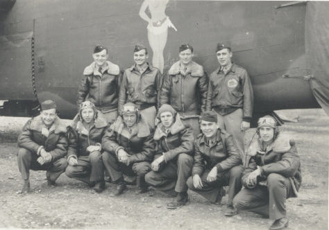 Back Row L-R - 459th BG, Army Air Corps Library and Museum