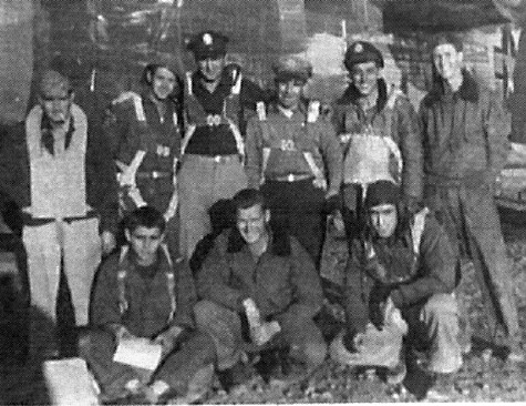 Back Row L to R: - 459th BG, Army Air Corps Library and Museum