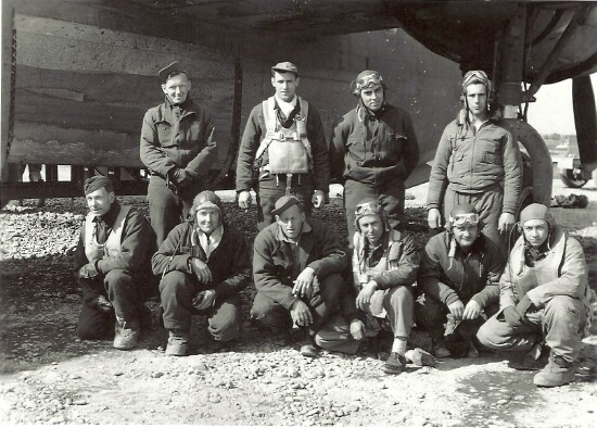 Back row (left to right): - 459th BG, Army Air Corps Library and Museum